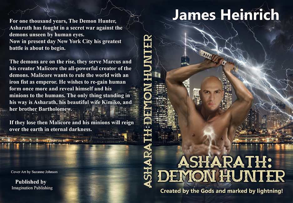 Asharath: Demon Hunter