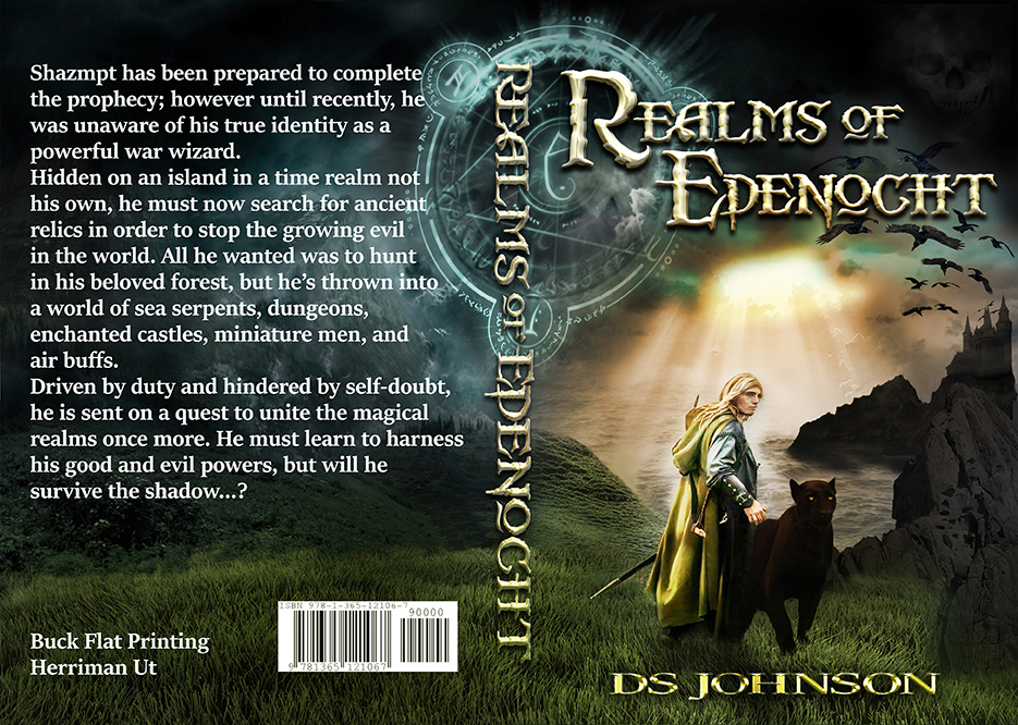 Realms of Edenocht, full cover